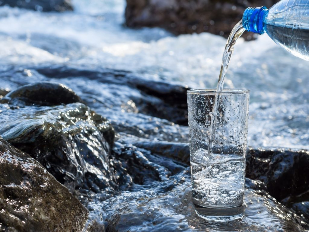 Bottled Water in Montgomery Breakrooms