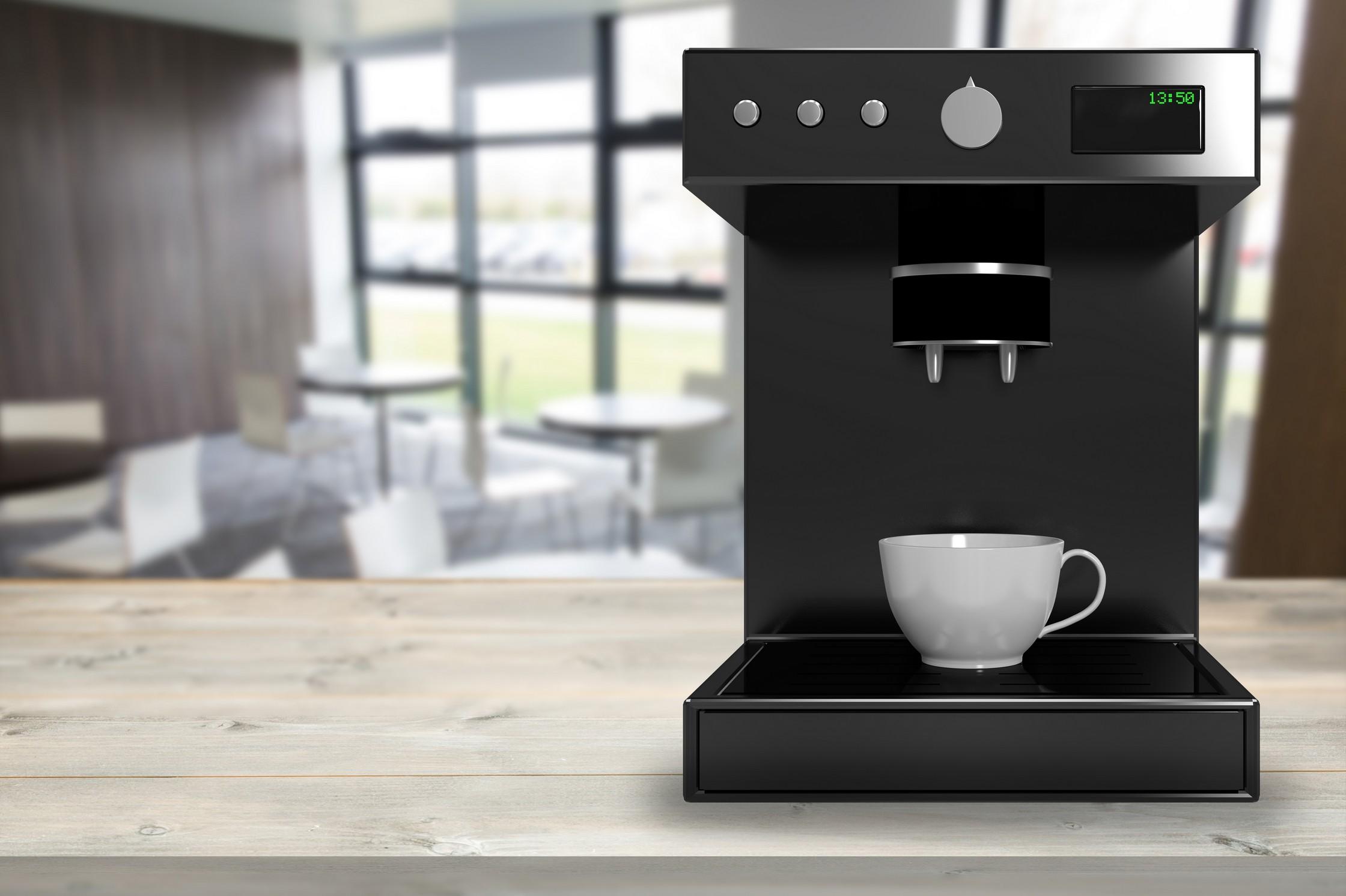 Auburn Coffee Equipment | Brew Coffee | Single-Cup Coffee Service