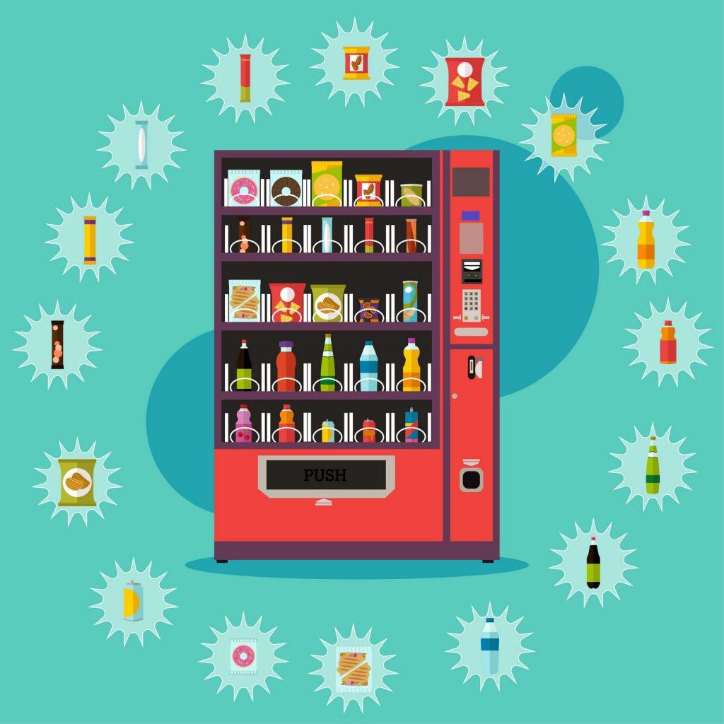 Auburn Employee Perks | Refreshing Drink | Snack Vending | Refreshment Services