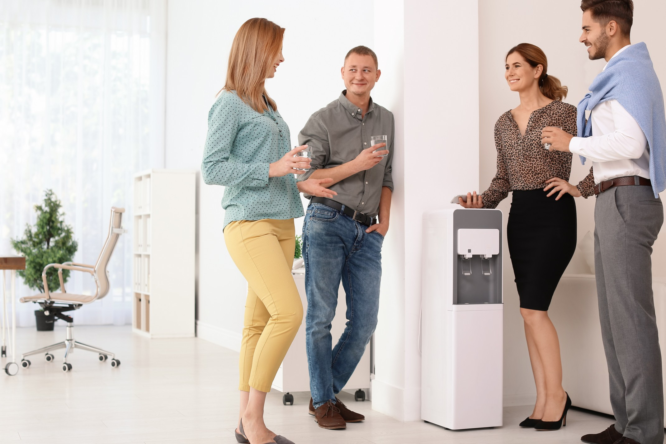 Montgomery Positive Lifestyle Choices | Healthy Water Filtration | Employee Benefit